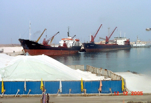 el-arish-port