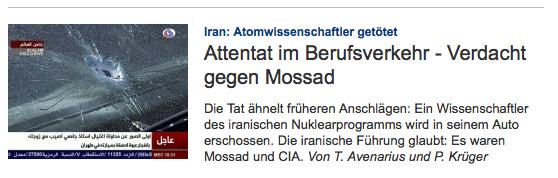 der-mossad-war-es