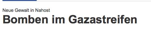 bomben-im-gazastreifen