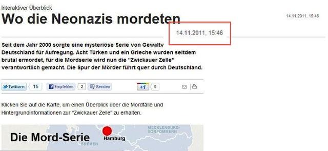 morde im jahr deutschland