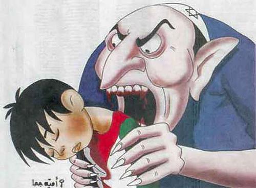 jew-eating-palestinian-cartoon